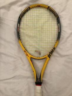 Prince Triple Threat Scream Tennis Racket 8/10