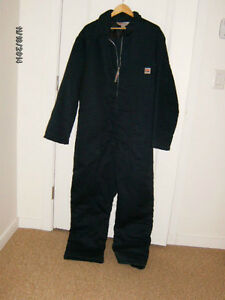 NEW  LINED  COVERALLS