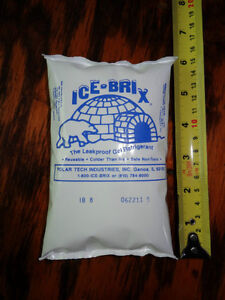 IB8 ICE-BRIX Reusable Cold Packs for Sale