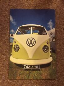 VW canvas picture