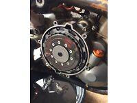 Rekluse clutch for KTM