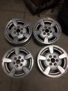 "15"" Dakota rims"