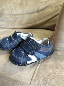 Pediped shoes size 12-18mths