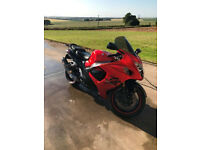 2008 Suzuki Hayabusa Gen 2. Only 14,500mls excellent condition. £5200ono
