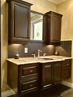 Custom made vanity, any size, any style, lowest rate