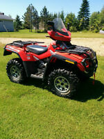 2008 Cam Am Outlander 650XT
