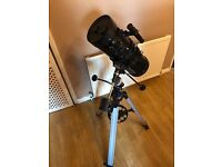 Celestron power seeker 127eq with extras