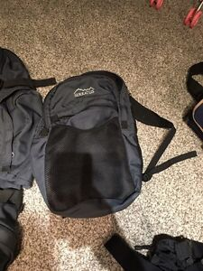Large serratus backpack with detachable day pack Strathcona County Edmonton Area image 2