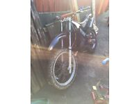 Derbi senda 90cc 2 stroke off road bike