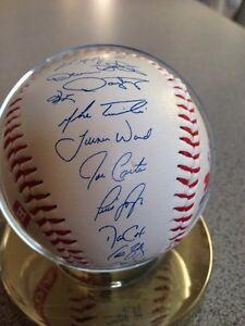 1992 Blue Jays World Series ball Gatineau Ottawa / Gatineau Area image 4