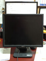 """Acer 19"""" Flat Screen monitor"""