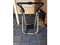 Air walker / cross trainer