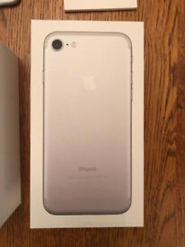 Brand New iPhone 7 32GB (Silver) EE £525