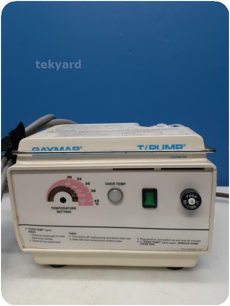 GAYMAR T/PUMP TP500C HEAT THERAPY PUMP % (261642)