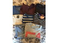 Mens Designer T-Shirt Bundle 8xSmall