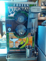 Crathco/Wilch  - 3/4 HP Single Barrel Frozen Drink Machine
