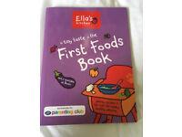 Ella's Kitchen First Foods Book
