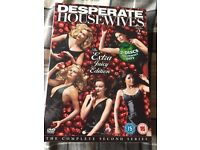 Desperate Housewives complete season 2 New and Sealed