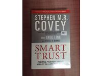 Smart Trust By Stephen Covey