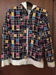 Colorful North Face jacket