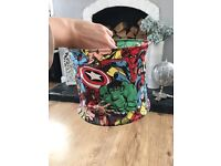 MARVEL canvas material lamp shade!