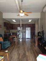 Accessible One Bedroom Plus Den