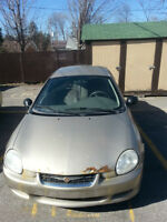 2002 Chrysler Neon Berline
