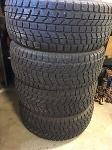 Almost new winter tires!  $950 OBO