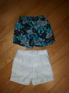 Boys swim trunks size 6-12 months