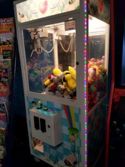 Arcade Skill tester in as new condition . Good quality