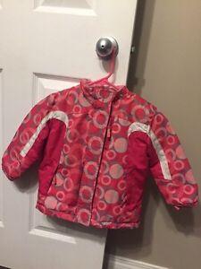 Winter Jacket size 4T