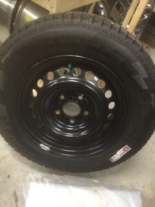 195 65 r15 Perilli Ice on Honda Civic rims.