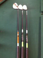 Taylormade R1 Driver & RBX 3 and 5 wood