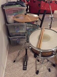 Pacific by DW drums full set everything you need  Kingston Kingston Area image 4