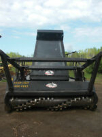 Brusher Mulcher For Hire - The Better, Faster Way to Clear Land