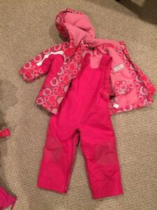 Toddler Girl Snow Suits for Sale