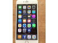 iPhone 6 Plus EE 16gb cracked screen