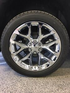 """WANTED - Looking for 22"""" GM OEM Wheels"""