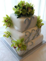 Wedding and special occasion cakes