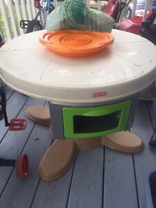 Play pizza oven/ table