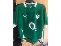 Ireland Rugby Shirt - Men's 2XL