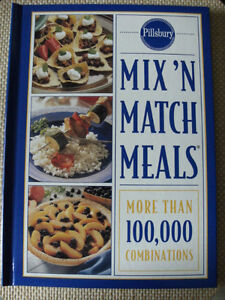 MIX 'N MATCH MEALS - Pillsbury Publications (Brand New Cookbook)