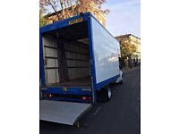 RELIABLE HOUSE OFFICE REMOVAL MAN & LUTON VAN HIRE BIKE MOVER PIANO MOVING RUBBISH WASTE CLEARANCE