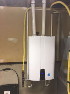 Furnace, AC, & Tankless From $80 PER MONTH FINANCING! NO RENTAL!