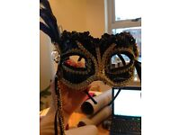 Mask - Masquerade Ball Mask