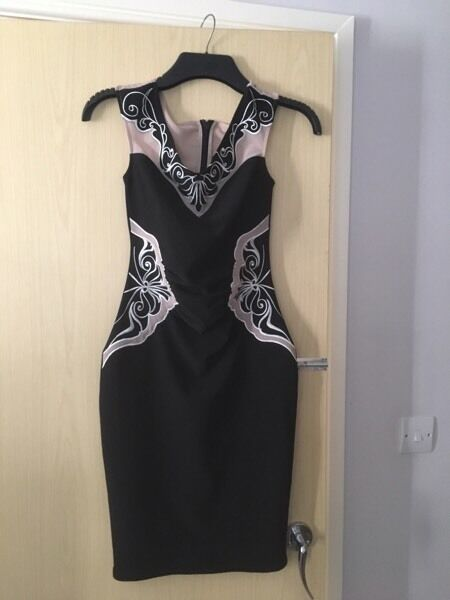 Lipsy dress worn oncein West Derby, MerseysideGumtree - Lipsy dress worn once in excellent conditionSize 8 but would fit also a ten