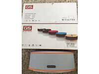 GS-809 portable Bluetooth speaker