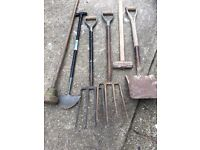 Job lot of tools £10