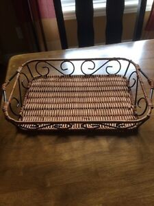 Small Serving Tray Kitchener / Waterloo Kitchener Area image 1