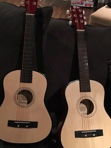 Kids acoustic guitars